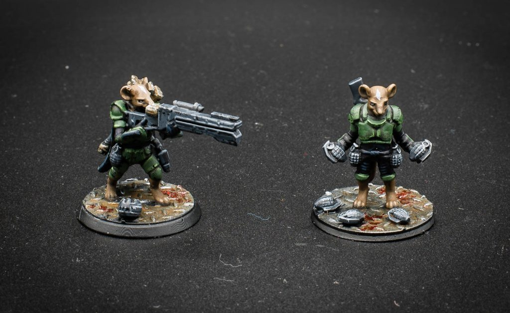 dungeons and dragons miniatures Starfinder