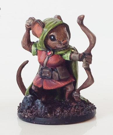 Miniaturen laten schilderen op tabletop kwaliteit.